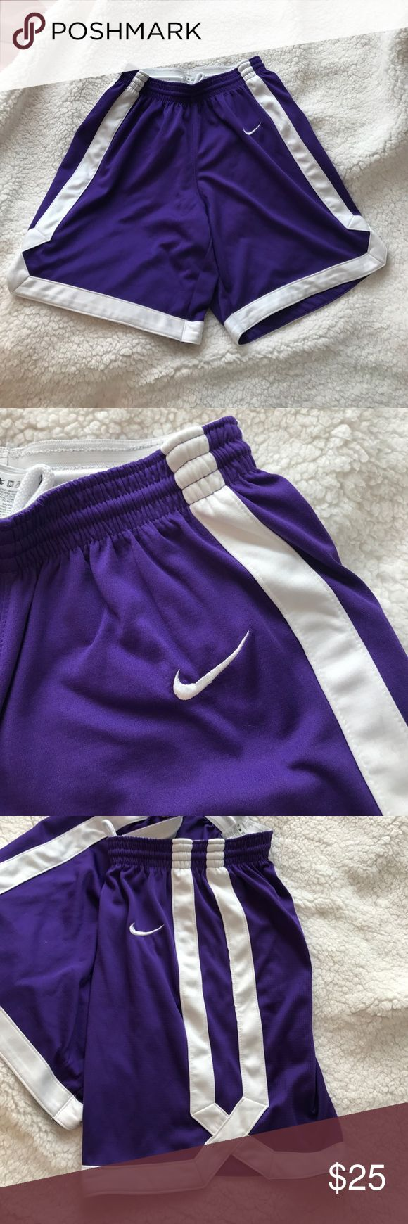 Nike Dri-Fit shorts Worn once. Nike shorts for work rig out, basketball, etc. Nike Shorts