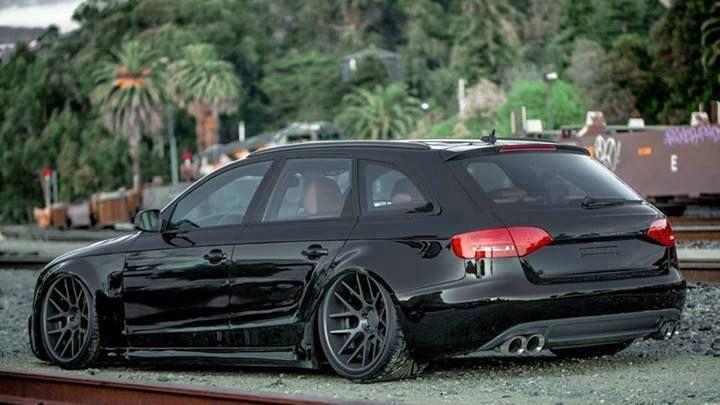 Such a Bad Audi Wagon