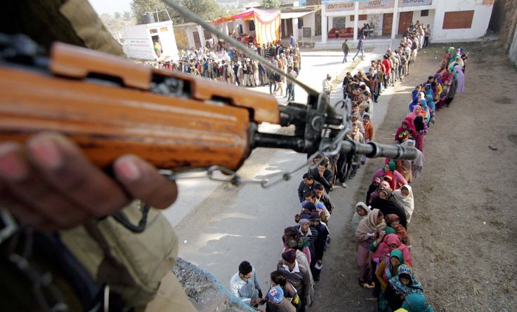 #Politics in Jammu and #Kashmir is at a very interesting turning point. High turnout in the #Jammu and Kashmir Assembly #elections is an indicator that #people of the state have again started trusting the electoral process. #share #discuss #opinion #lokmarg