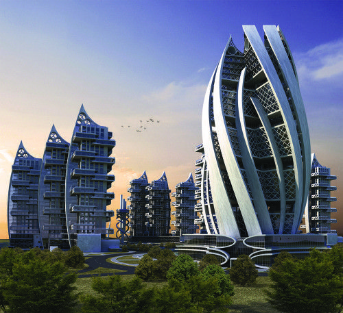 Arch2o-Residential Complex with a high energy efficiency, city Chisinau  Melnic Iurie , Bezmosciuc Dumitru (3)