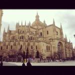 Catedral #Segovia #España