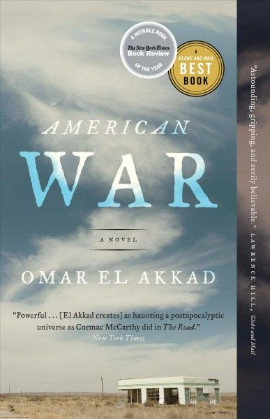 American War by Omar El Akkad. #ForestofReading