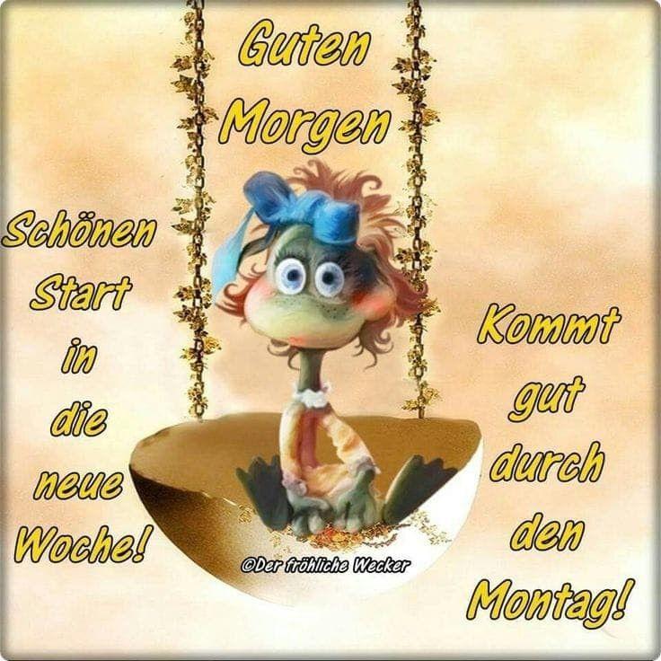 Guten Morgen Facebook Bilder Montag Grüße Guten Morgen