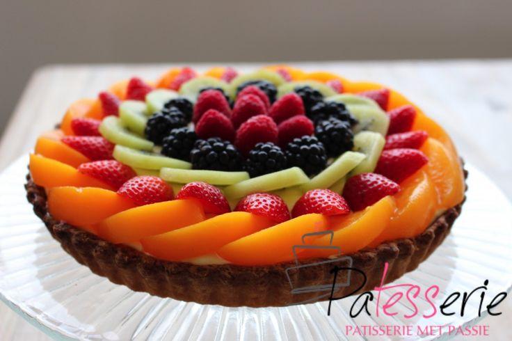 Tropische fruit vlaai - PaTESSerie