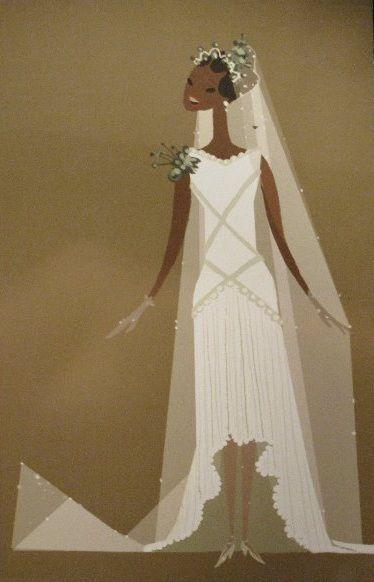 wedding dress concept