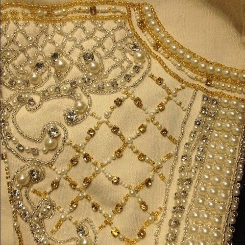 17 best images about arthaute couture bead embroidery