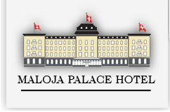St. Moritz Maloja - Maloja Palace - Engadin - lake Sils