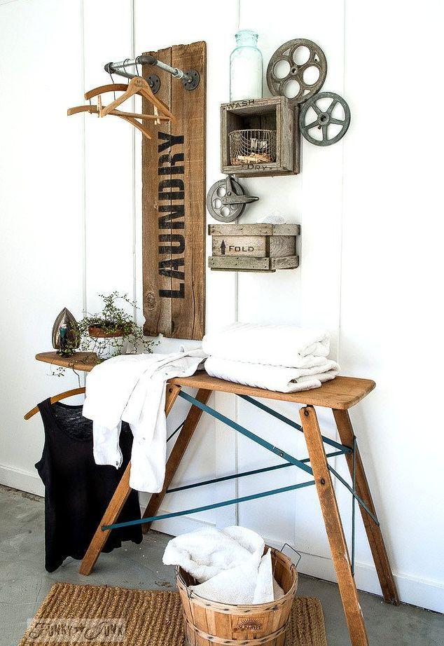 промышленные дом прачечная зависаний вы будете хотеть, шкаф, ремесла, заборы, домашнего декора, как, прачечные, организации, открытый жизни, живопись, сантехника, перепрофилирования Upcycling, деревенская мебель, стеллажи идеи, идеи для хранения, инструменты, декор стен