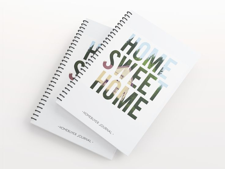 Homebuyer Journals are an awesome tool for buyers to keep track of the home buying process from start to finish all in one spot. There are sections for home specs, mortgage notes, resources and real e