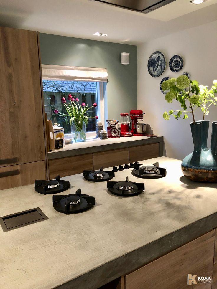 Concrete Koak Design Kitchens