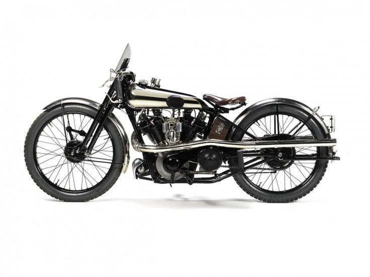 1926 Brough Superior SS80/100, 980cc JAP Engined Motorcycle. Brough Superior (1919-1940). Nottingham, England.