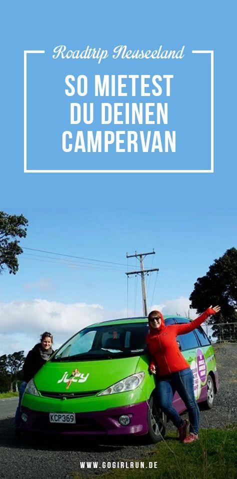 Die besten Tipps, um einen Campervan in Neuseeland zu mieten, erfährst Du in diesem Beitrag. #neuseeland #reisetipps #roadtrip #neuseelandfans #neuseelandreise #van #vanlife #camper