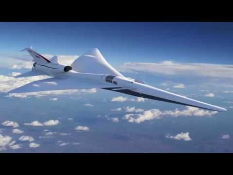 NASA: seeks to build a quieter supersonic aircraft for passenger flight. NASA: seeks to build a quieter supersonic aircraft for passenger flight.  The plan is to create a commercially viable aircraft that can help address the growing demand for high-speed air traffic, which is fueled by trends such as distributed labor and international corporate conglomerates. It is something NASA hopes to share with OEM aircraft manufacturers, including Lockheed Martin...  #NASA #NASAsupersonicAircraft…