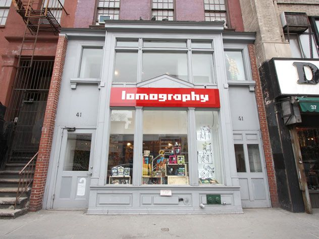 Must go here!!!!: Lomographi Galleries, Buckets Lists, Galleries Blue, Favorite Places, Film Photography, Blue Hour, Galleries Stores, Holga 135Bc, Nyc