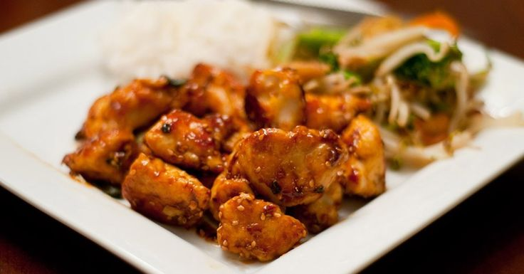 Crevettes général tao | Maigrir Sans Faim