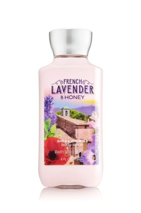 Best smelling B&B hands down!!!! French Lavender & Honey Body Lotion - Signature Collection - Bath & Body Works