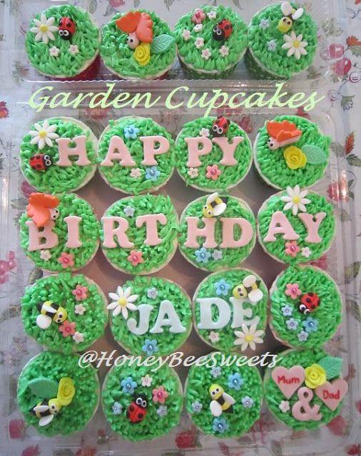 Honey Bee Sweets: Birthday Cakes