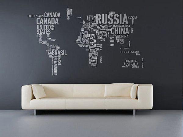 Creativos stickers para pared - Taringa!