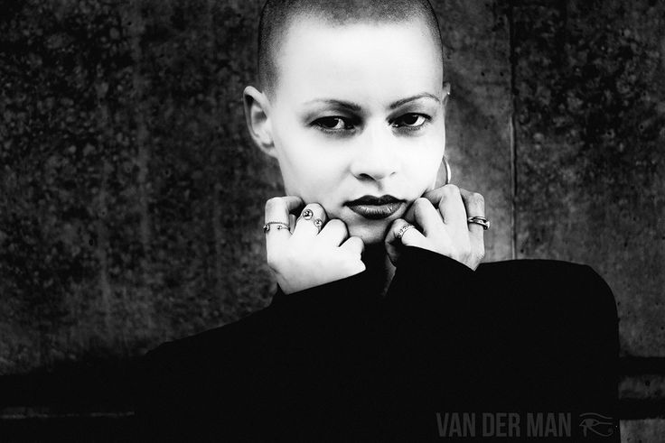 vanderman, female portrait