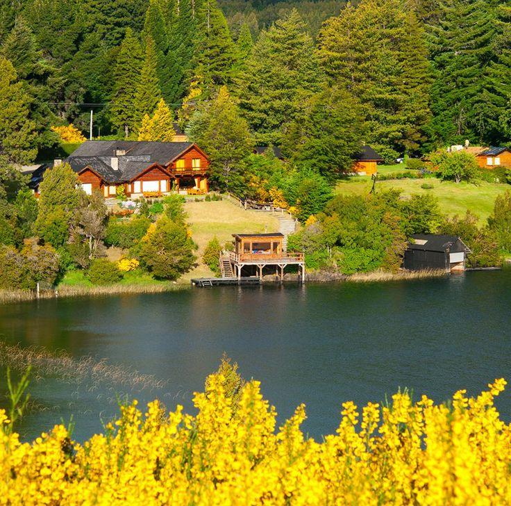 Quiero volver! Villa La Angostura. Patagonia Argentina