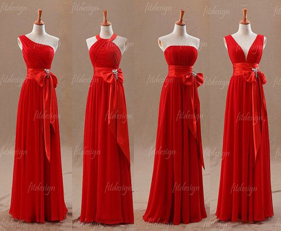 I like these ( in the right color) same color and idea but different dresses. What do you think?