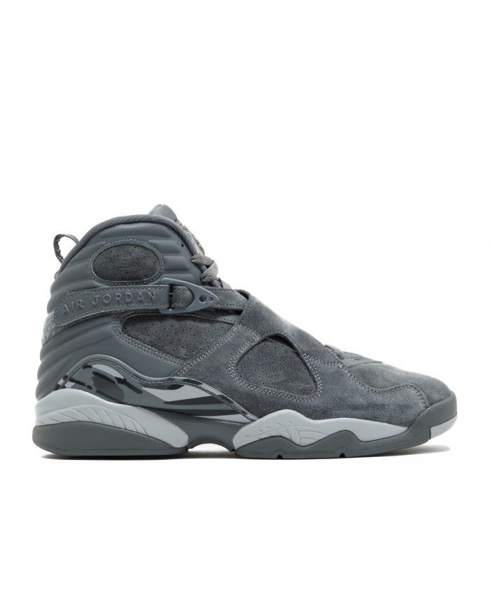 1f8378eb8c9b47 Air Jordan 8 Retro Cool Grey Wolf Grey Cool Grey 305381 014
