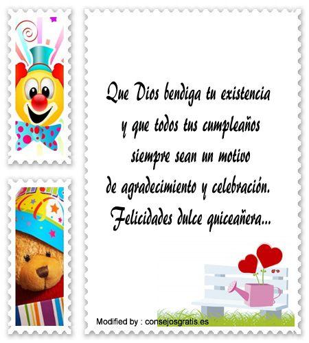 descargar frases bonitas para quinceañera,enviar mensajes para quinceañera: http://www.consejosgratis.es/palabras-de-un-padrino-en-una-fiesta-de-15-anos/