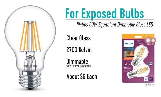 The Best Led Light Bulbs We Ve Found For The Entire House Clear