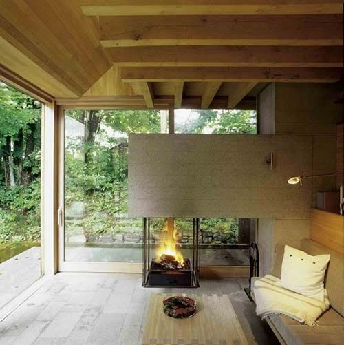 Swedish Mill Contemporary House Design by Wingardhs