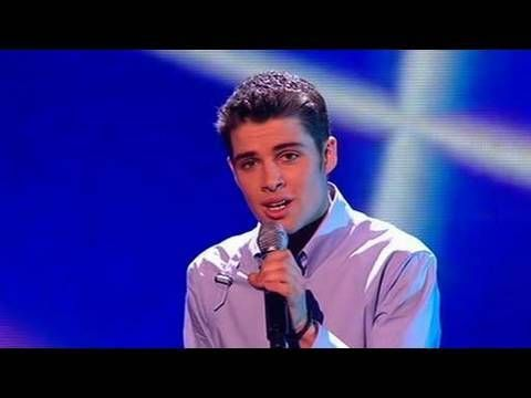Dance With My Father - Joe McElderry (X Factor)  My all time favourite version of this song, just gives me shivers!! Love Joe's voice