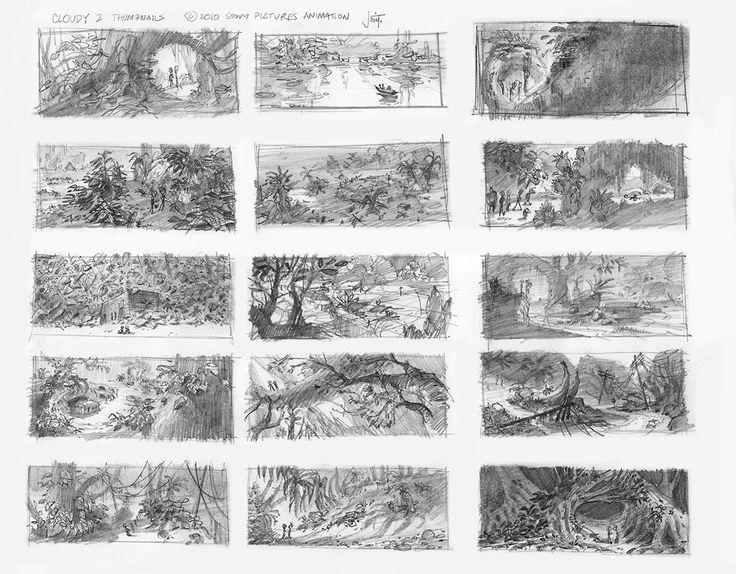 Best Colorscript  Storyboard  Composition Images On
