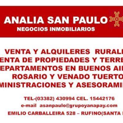 Analia San Paulo