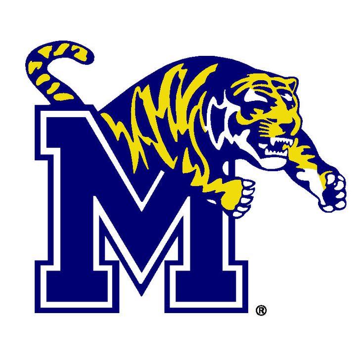 memphis tigers logo.jpg 808×808 pixels (With images