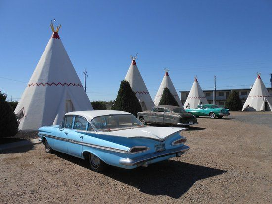 Wigwam Motel Arizona, US                                  12 of the world's quirkiest hotels