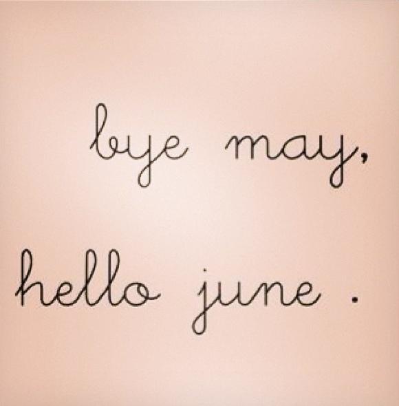 Hello June❤