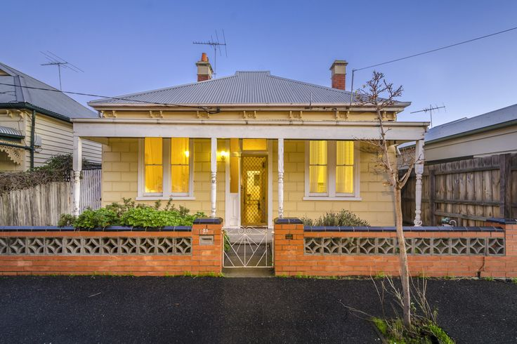 Time stands still in this Victorian where everlasting charm and a location of universal appeal are the trademarks. 21 Avoca Street, Yarraville.