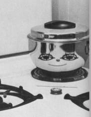 PAREIDOLIA - THINGS WITH FACES happy cook
