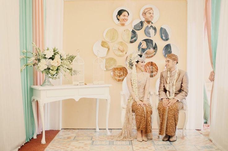 Pernikahan Tema Pastel Peranakan -