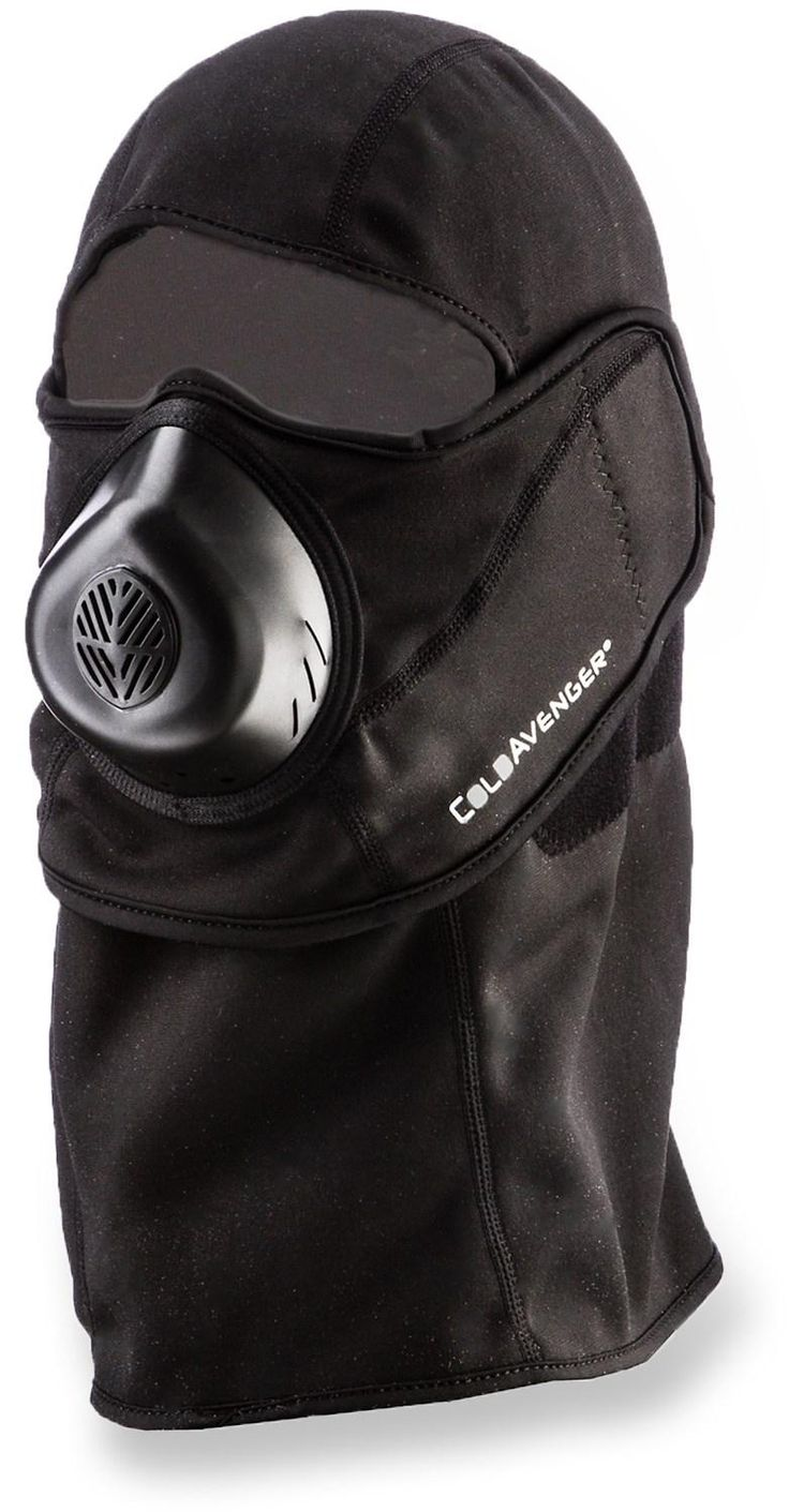 The Talus ColdAvenger® Expedition balaclava provides ultimate protection for your face and respiratory system. #REIGifts