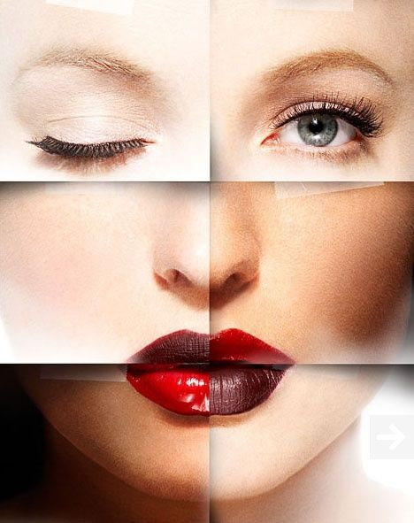 High fashion red lip.........tips-for-red-lips