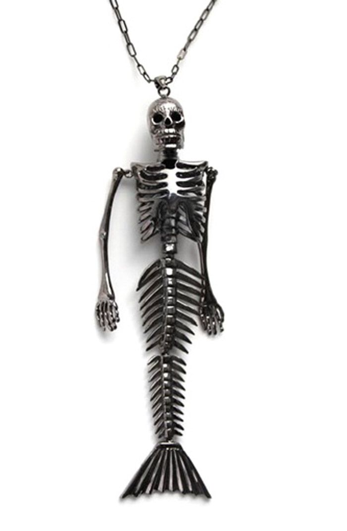 mermaid skeleton. Neeeeddd!!!