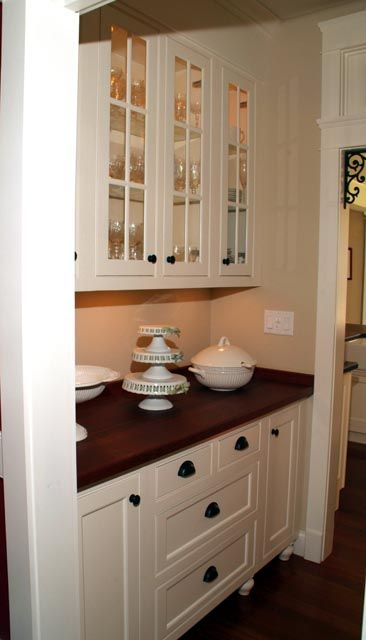 whats the purpose of a butlers pantry kitchen - Butler Pantry Design Ideas