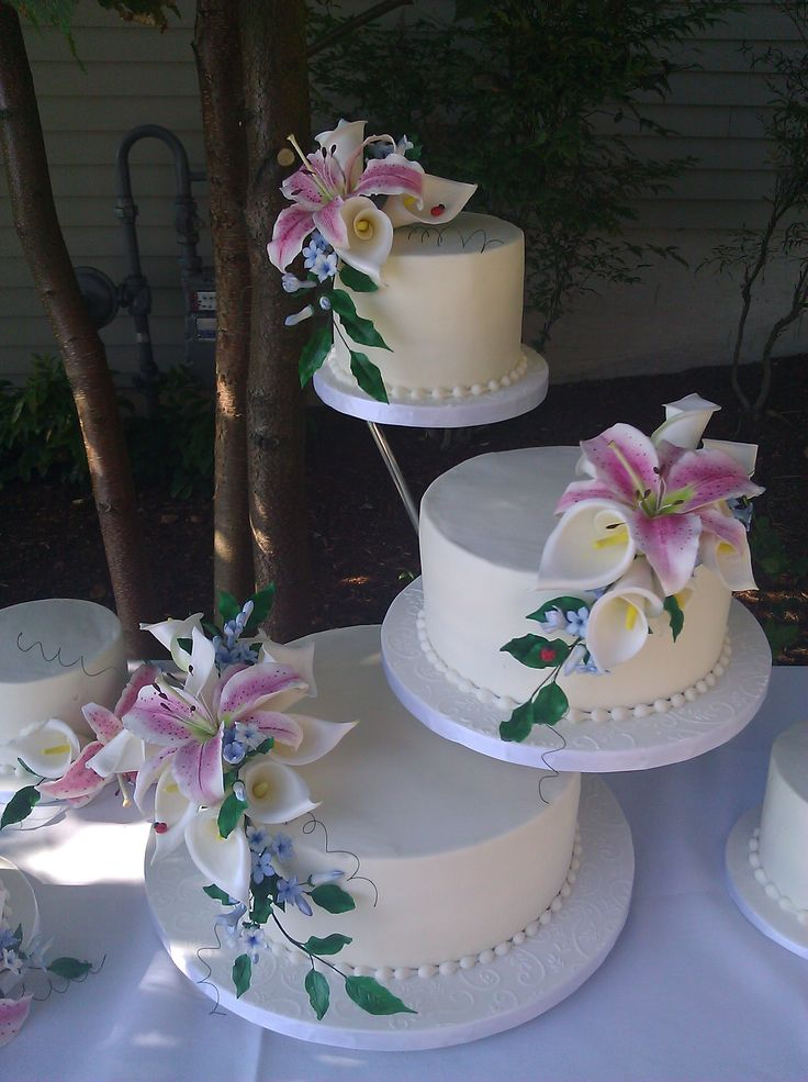 ideas instead of wedding cake maybe stacked instead of separate wedding ideas 16295