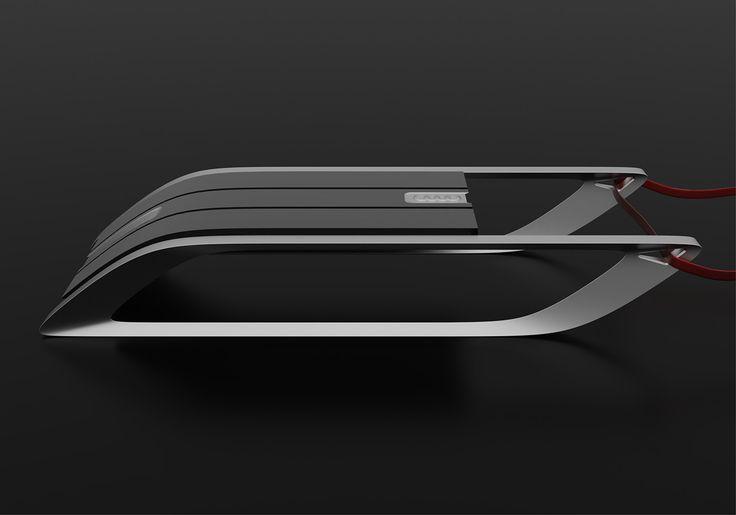 Audi Sledge on Behance