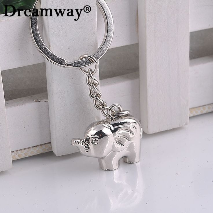 metal elephant keychain leyring zinc alloy animal key chain for girl key rings women handbag charm accessory drop shipping-in Key Chains from Jewelry & Accessories on Aliexpress.com | Alibaba Group