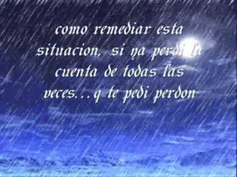 Espinoza Paz- Perdoname (letra)