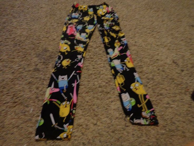 Cartoon Network Adventure Time Pajama Lounge Pants kids #CartoonNetwork #LoungePantsSleepShorts