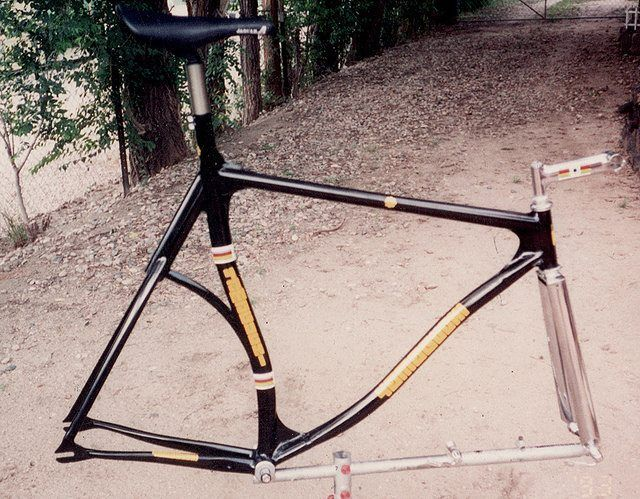Yamaguchi Team EDS Sprint Track V.1 1994