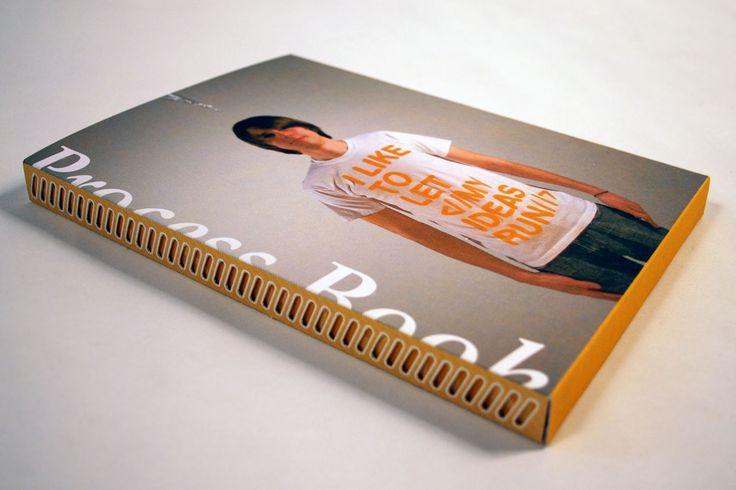Regis Biron - Process Book