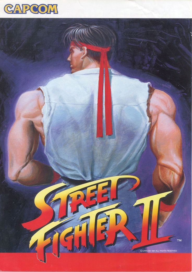 Street Fighter II, found on Capcom Classics Collection on PS2